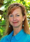 VT horticulture professor Holly Scoggins