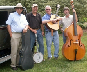 Fort Vause, Blacksburg, Bluegrass, New River Valley Beekeepers Association, music, food, honey bee